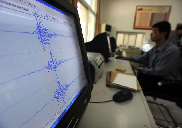 中国西北发生6.6级地震