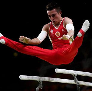 俄羅斯國家隊在競技體操歐錦賽上奪得團體冠軍