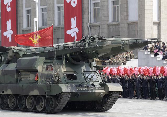 朝鲜劳动党提出巩固核遏制力的新方针