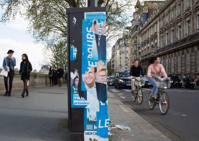 社会学家:马克龙在第二轮法国总统选举中胜算并不明显