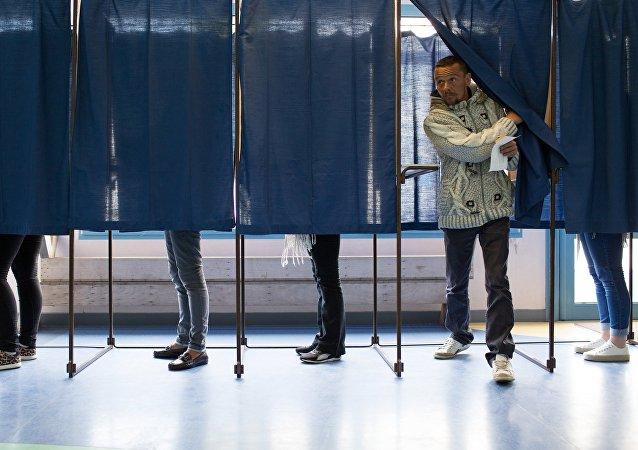 法国总统选举