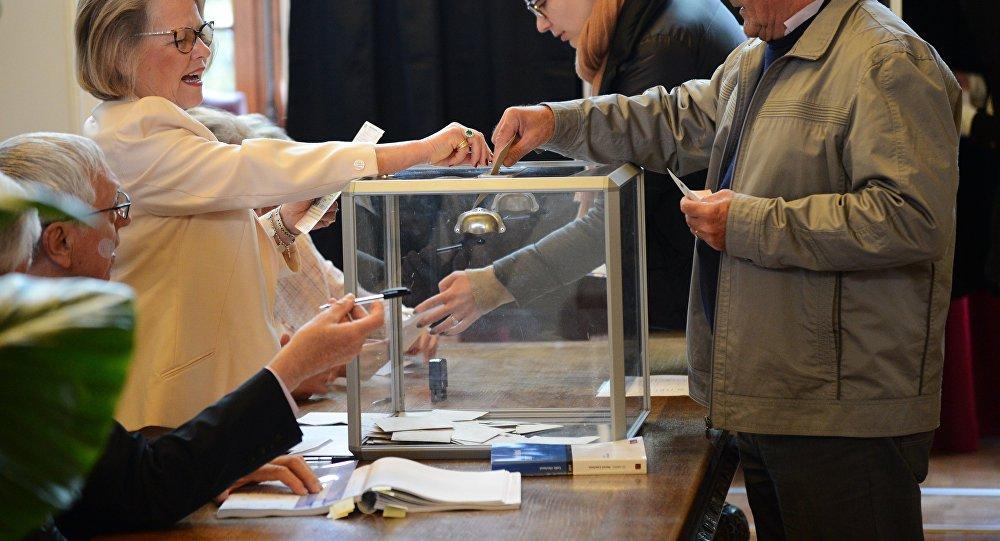 法国议会选举的投票率依然很低 当前投票率仅为17.75%