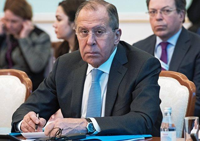 俄外长:俄目标是全面恢复与欧盟合作