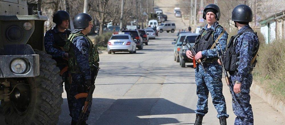 俄達吉斯坦警察