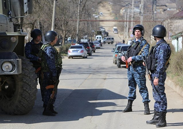 俄印古什两名袭警者被击毙 一名警察受伤