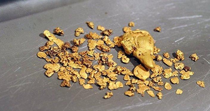 中國已查明黃金資源儲量1.21萬噸 排名世界第二