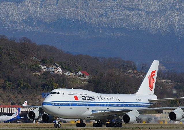 中国国航将恢复去年暂停的北京与平壤之间的定期航班