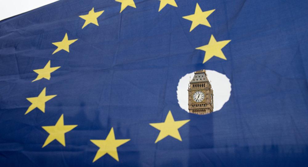 """英国希望脱欧后的""""过渡期""""与欧盟按原有方式交易"""
