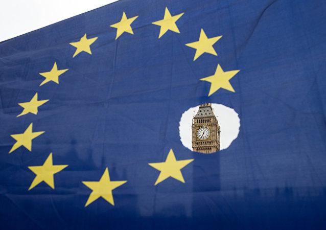 英国希望在脱欧后保留与欧盟签署的贸易协定