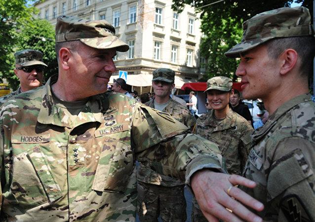 军教官在乌克兰