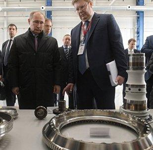 俄总统:俄产舰用燃气轮机将能完全替代乌克兰进口产品
