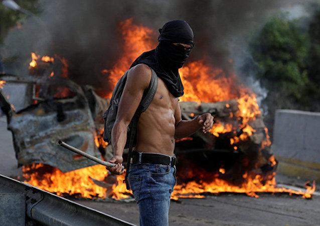 白宫:特朗普与秘鲁总统讨论委内瑞拉政治危机
