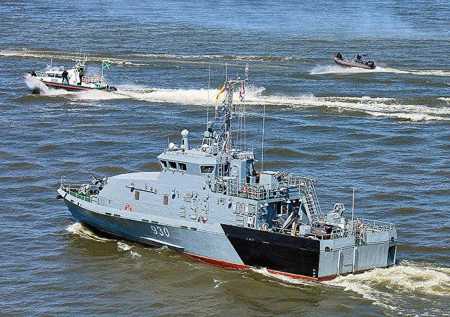 21980型'白嘴鸦雏'级反破坏艇