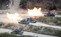 俄副外長:朝鮮不會在美國不斷軍演之際放棄核武器