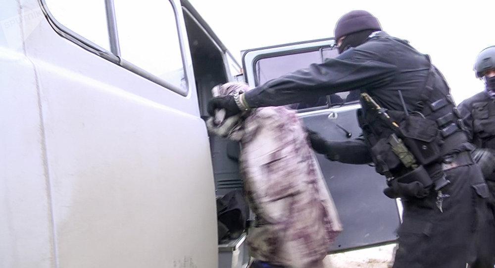 俄查获的恐怖分子招募事例增多60%