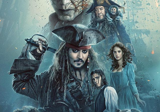 《加勒比海盗5》