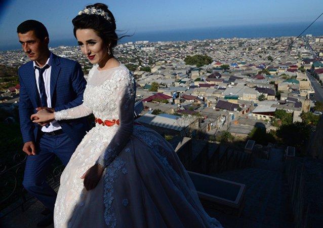 俄印古什共和国向国家杜马提交一项法案 抢新娘将面临长达3年监禁