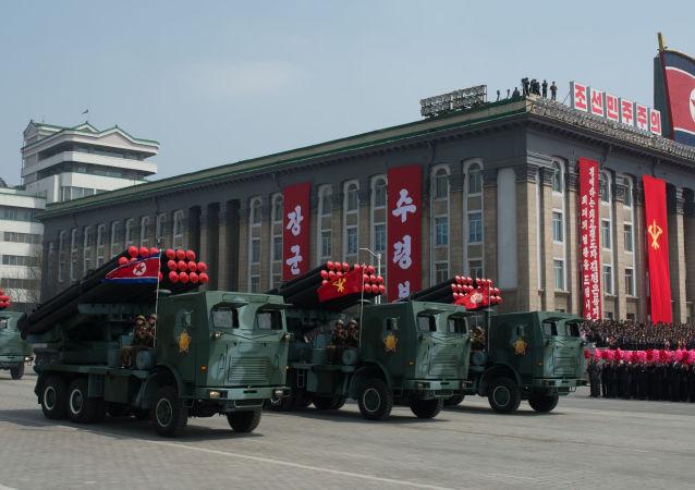 俄外交部:俄谴责朝鲜的挑衅路线 但仅靠制裁解决不了问题