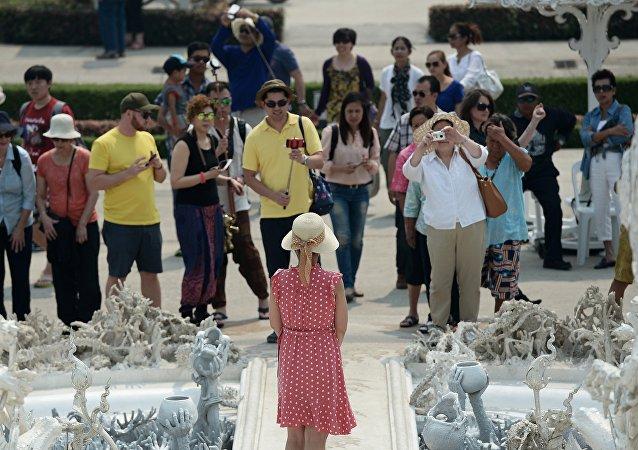 2017年泰国入境游客创新高