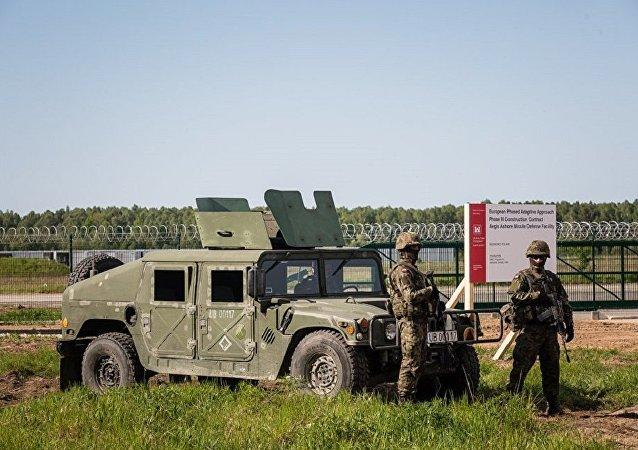美国驻波兰反导系统基地数月后将建成