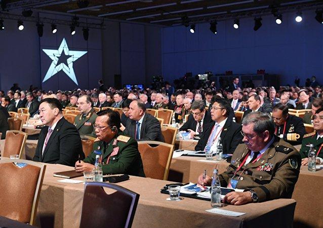 莫斯科国际安全会议