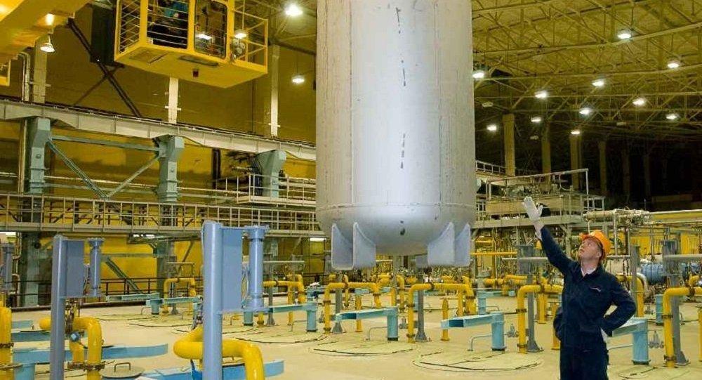 俄罗斯原子能集团下属的燃料元件集团