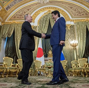 安倍5月擬與普京討論日俄和約及安全合作