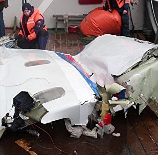 俄羅斯偵查委員會駁斥了圖-154飛機因超載失事的說法