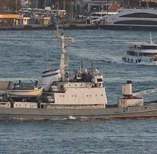 媒體:俄黑海艦隊「利曼」號科學考察船船員已返回俄羅斯