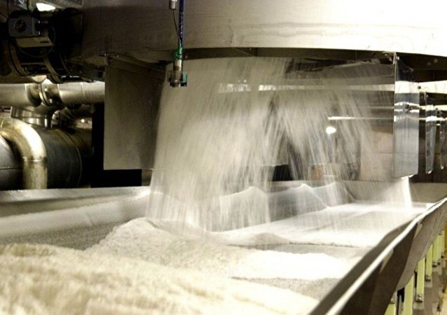 俄农业部:俄罗斯食糖产量位居世界第三