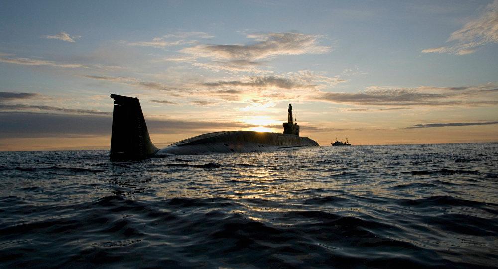 阿根廷海军失踪潜艇船员失联当日曾发出求救信号
