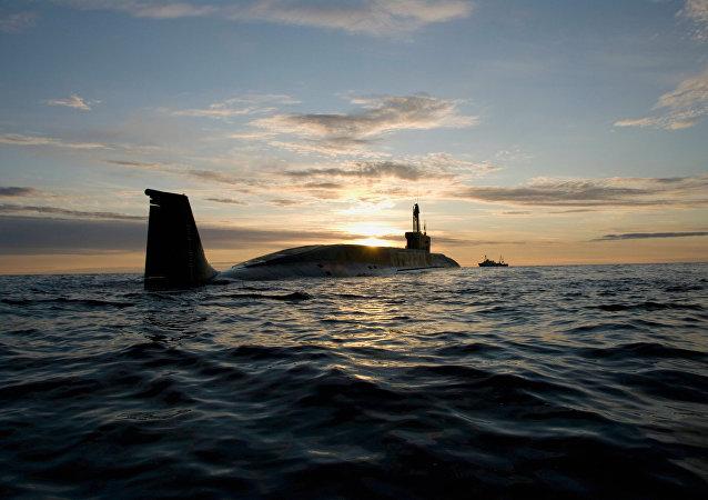 媒体:俄第五代潜艇将装备独有的鱼雷发射器