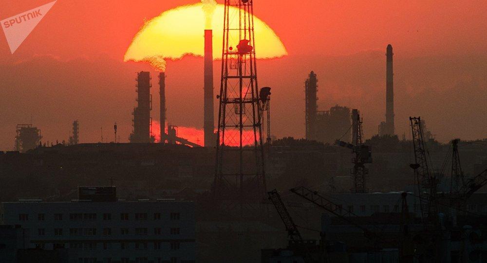 中俄原油管道二线首个标段线路主体贯通