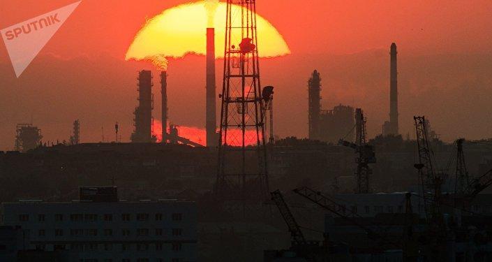 中俄原油管道二線首個標段線路主體貫通