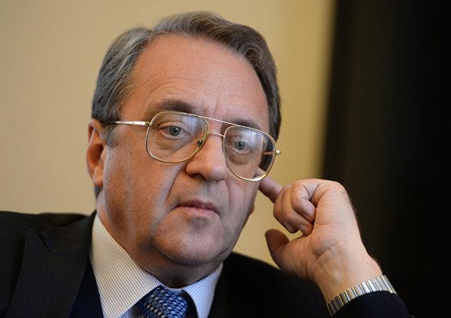 俄外交部:俄希望叙武装反对派将参加阿斯塔纳和谈