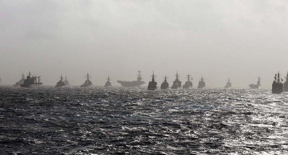 俄媒: 中國準備同朝鮮還是同美國交戰?
