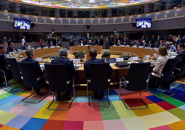 欧盟27国通过对英国脱欧问题的谈判原则