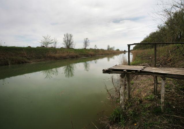 北克里米亞運河