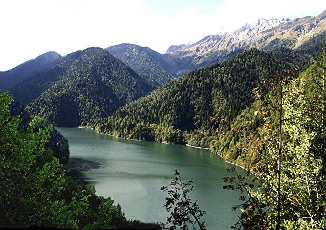阿布哈兹山区