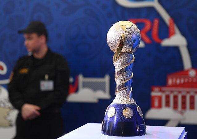 超过4.7万外国人想成为俄罗斯2018年足球世界杯及2017年联合会杯志愿者