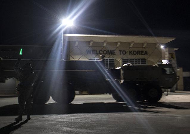 """中国外交部:中方希望韩方高度重视中方在""""萨德""""问题上的关切"""