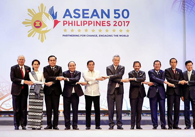 菲律賓外交部:馬尼拉歡迎俄羅斯更多的參與東南亞事務