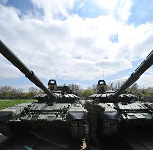 T-72B3 競技型坦克