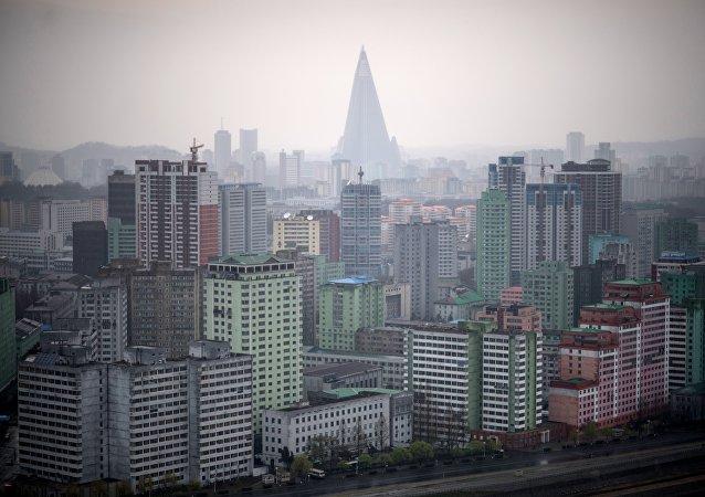 媒体:朝鲜将美国公民用作活盾牌