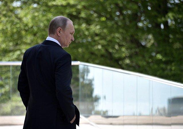 普京:将顿巴斯与乌克兰分离的是乌方的封锁