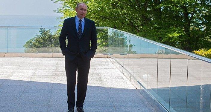 俄总统普京:俄罗斯不干涉别国内政