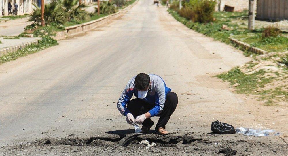 叙外交部:汉谢洪镇化武袭击调查是在对叙利亚怀有敌意的国家进行的