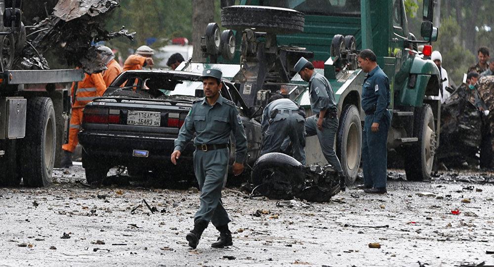2018年頭三個月阿富汗平民遇難人數超700人