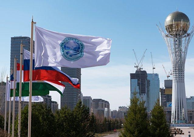 上合组织国家间的经济合作只能是互利共享
