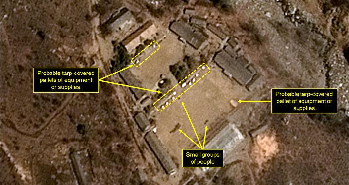 国际社会应欢迎朝鲜考虑关闭丰溪里核试验场